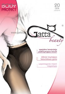 Rajstopy Gatta 20 Body Protect